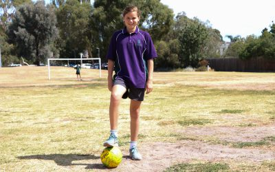 Madeline Cook scores Victoria School Sports Award 2018